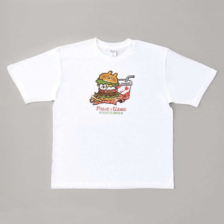 ビッグTシャツ(バーガー)